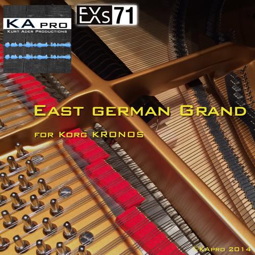 EXs71 East German Grand