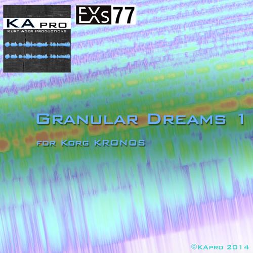 EXs77 Granular Dreams 1