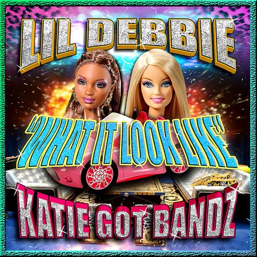 Lil Debbie - What It Look Like (ft. Katie Got Bandz)