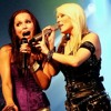 Doro Pesch & aTarja Turunen- Walking with an Angel at Classic Rock