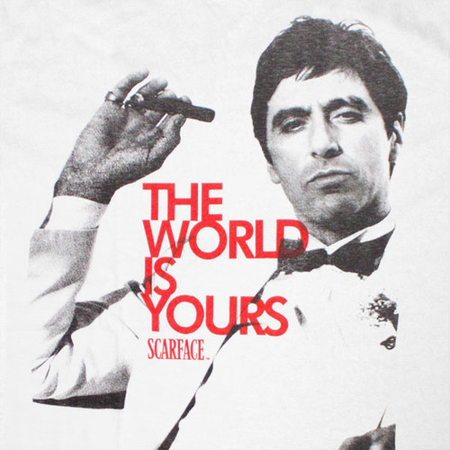 Scarface - Push It To The Limit (Giorgio Moroder Remix)