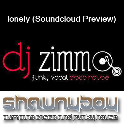 DJ Zimmo & Shaunyboy - Lonely (Preview)