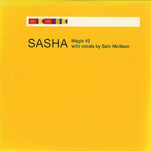 Sasha. Magic(Blue Amazon remix)