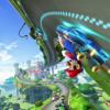 Mario Kart 8 - N64 Rainbow Road