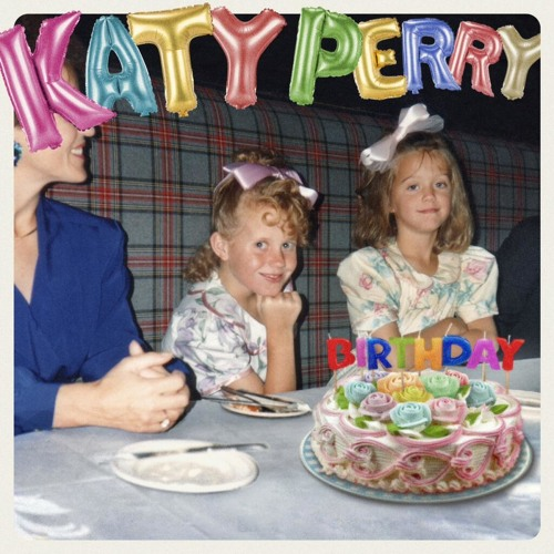 Katy Perry - Birthday (Le Youth Extended Remix)