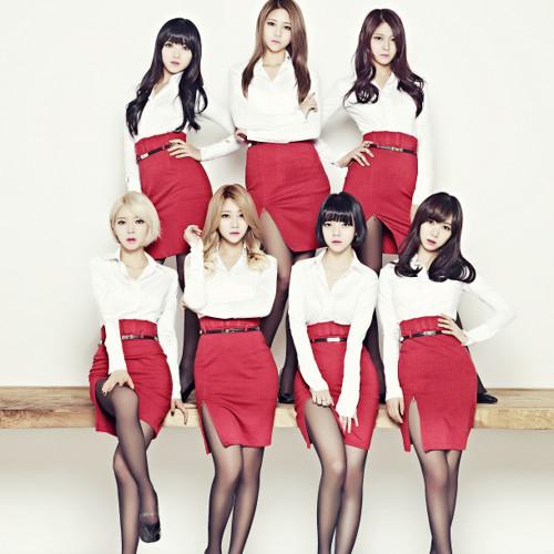 짧은 치마(Miniskirt) - AOA [COVER]