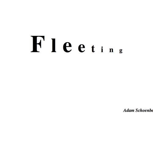 Fleeting (2008) for clarinet violin, cello and piano