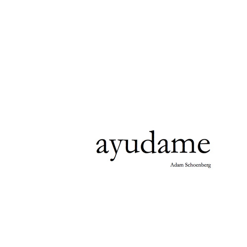 ayudame (2004) for cello