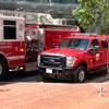 Baltimore Fire Lt. Michael Savino on Harbor East Boat Fire