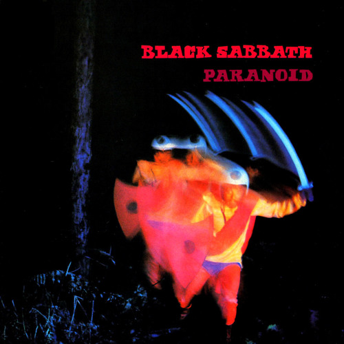 Black Sabbath - Paranoid (w/vocal, New Mix)