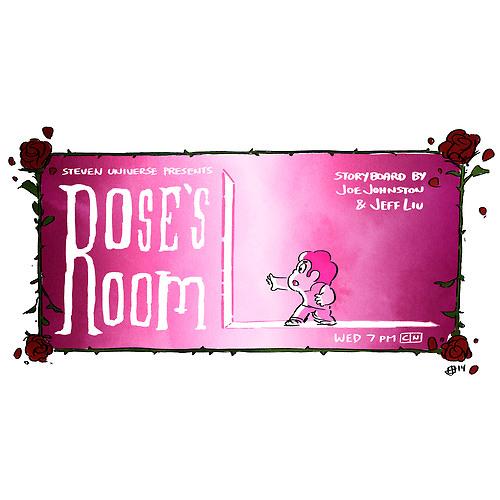 Steven Universe - Rose's Room