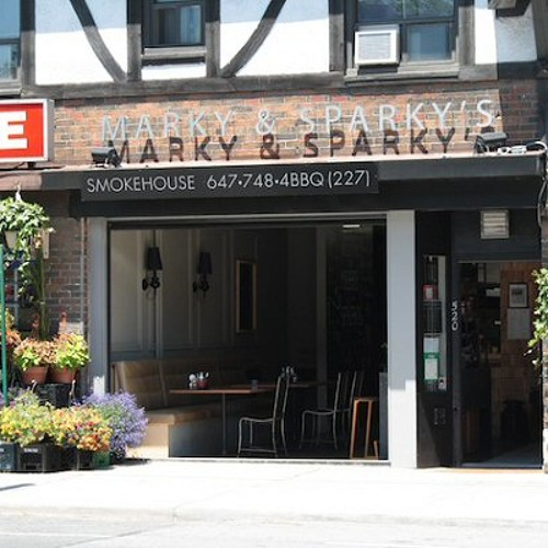 Marky and Sparkys on Woloshyn Sat June 22