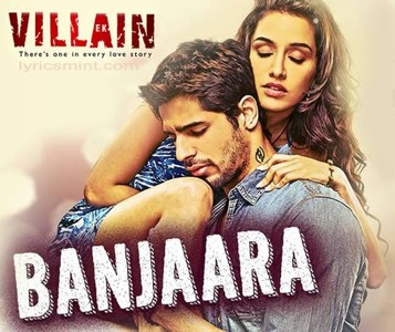Banjaara (Ek Villain) with Lyrics