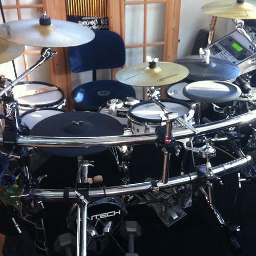 Jungle - Poppa Straz On The Drums