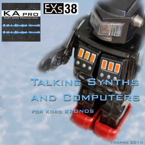 EXs38 Talking Synths & Computers