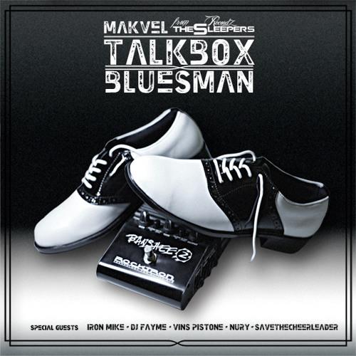 Ivan Makvel - Talkbox Bluesman DEMO FULL ALBUM (Available on every digital stores)