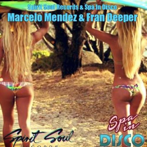 FRAN DEEPER - Spa In Disco & Spirit Soul Records  - Tunnel FM