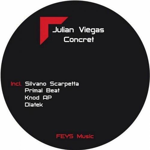 Julian Viegas - Concret (Diatek Remix) [Feys Records] OUT NOW!!
