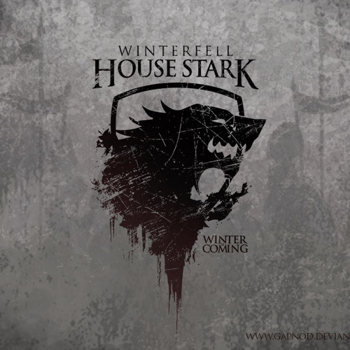 Themed Houses House Stark Theme Music by
