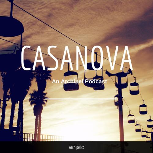 (Archipel Podcast 006) Vincent Casanova