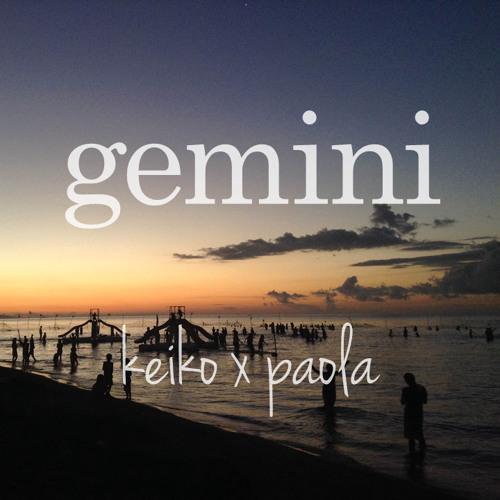 GEMINI (original) - Keiko x Paola   OTS beach recording