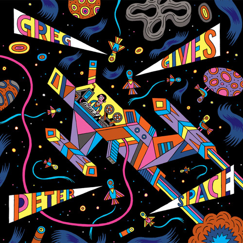 Greg Gives Peter Space – The Drive
