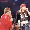 QUEEN & AXL W/Elton John - Bohemian Rhapsody (1992 Wembley Stadium, London, England)