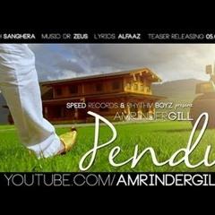 Pendu   Amrinder Gill Feat. Fateh   Judaa2   Dr Zeus   New punjabi song 2014