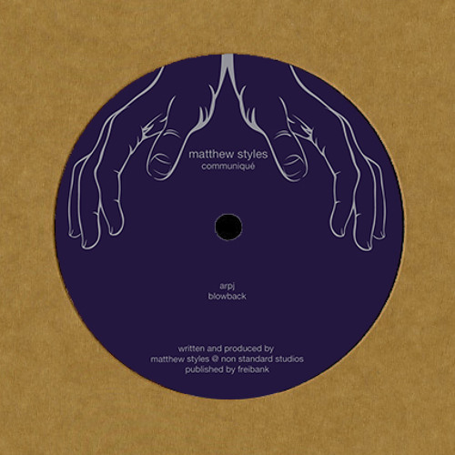 Matthew Styles - ARPJ