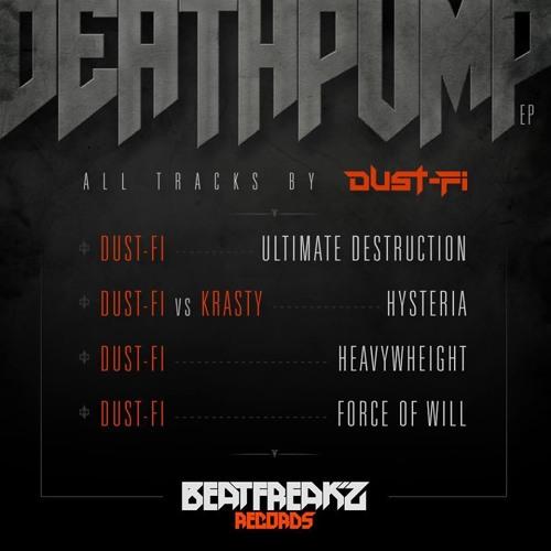 DUST-Fi vs KRASTY - Hysteria (Soon on Beatfreak'z Records)