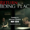Peter Spencer Director of Return To The Hiding Place May 2014 - bw