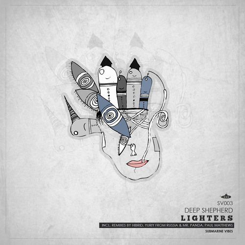 OUT NOW: Deep Shepherd - Lighters EP