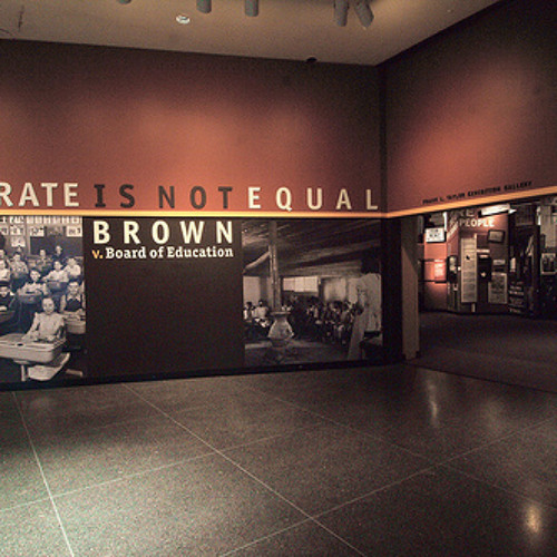 Sixty years after Brown v. Board of Ed, segregation persists