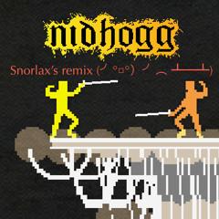 Clouds {Snorlax Remix)