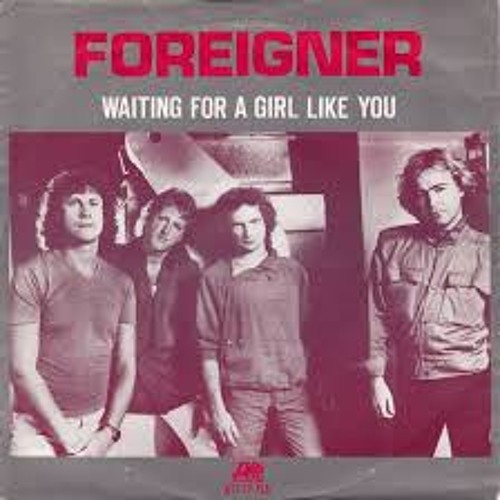 "Foreigner ""Waiting for a girl like you"" (Niky Nine Remix)"