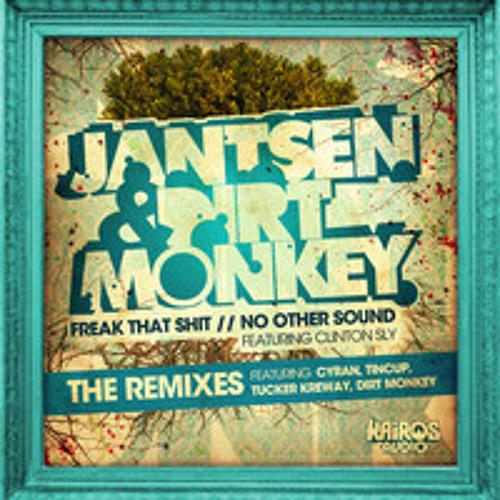 Jantsen & Dirt Monkey - Freak That Shit (Gretzky Remix) *FREE DOWNLOAD*