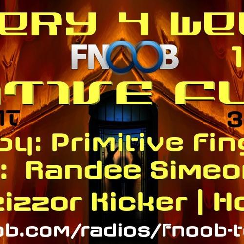 Primitive Future 19-5-14 2nd Hour - Szizzor Kicker