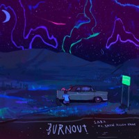 Saba Burnout (Ft. Eryn Allen Kane) Artwork