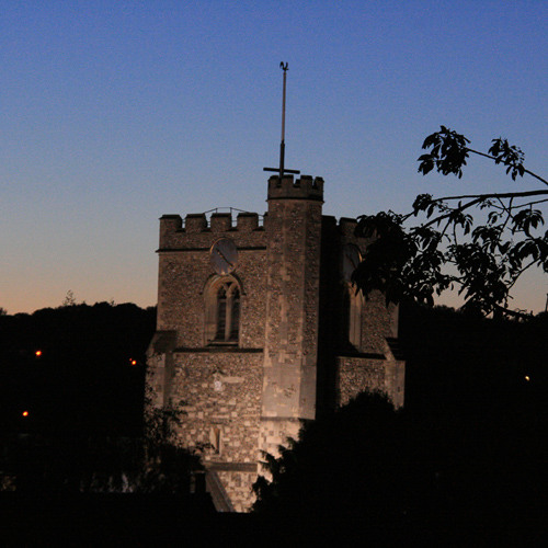 Berkhamsted bells & chaffinches
