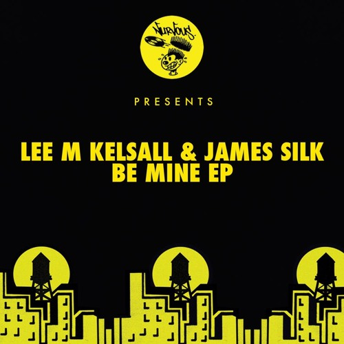 Lee M Kelsall & James Silk - Keep Steppin' [Nurvous Records NYC]
