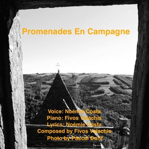 NOCTURNE 22 -Promenades En Campagne, by Fivos Valachis feat. Kosmee