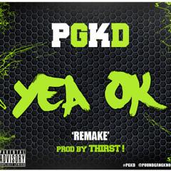 Yeah Ok(Remix) @PoundGangKnoDat x @JLiU00 x @Phuture00 x (Prod . @ThirstPro )