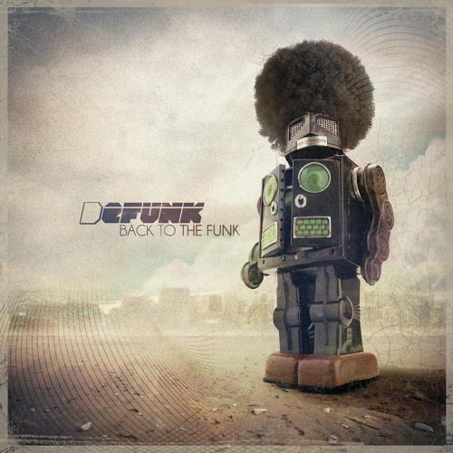 Back To The Funk Feat. DirtyPhonic (out now on Simplify Recordings)
