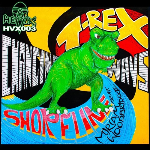 Changing Ways - T:Rex (FORTHCOMING HEVIX RECORDINGS 25th JUNE)