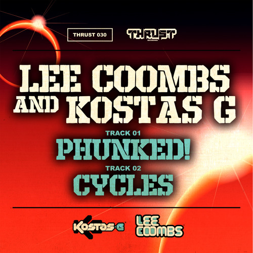 Lee Coombs and Kostas G - Cycles