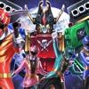Super Sentai Hero Getter (gokaiger Ending)