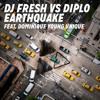 DJ Fresh VS Diplo  - Earthquake ( DJ Zeus, Tribal Remix )
