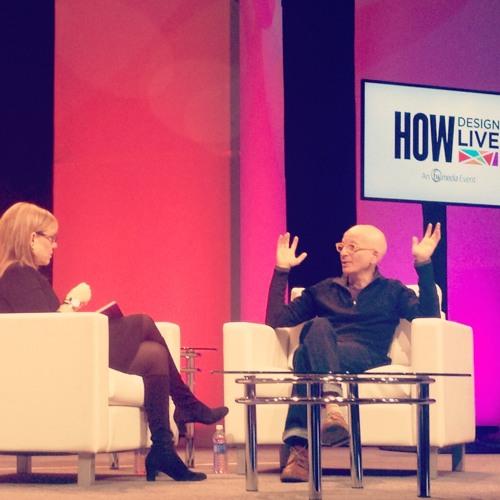 Seth Godin in conversation with Debbie Millman