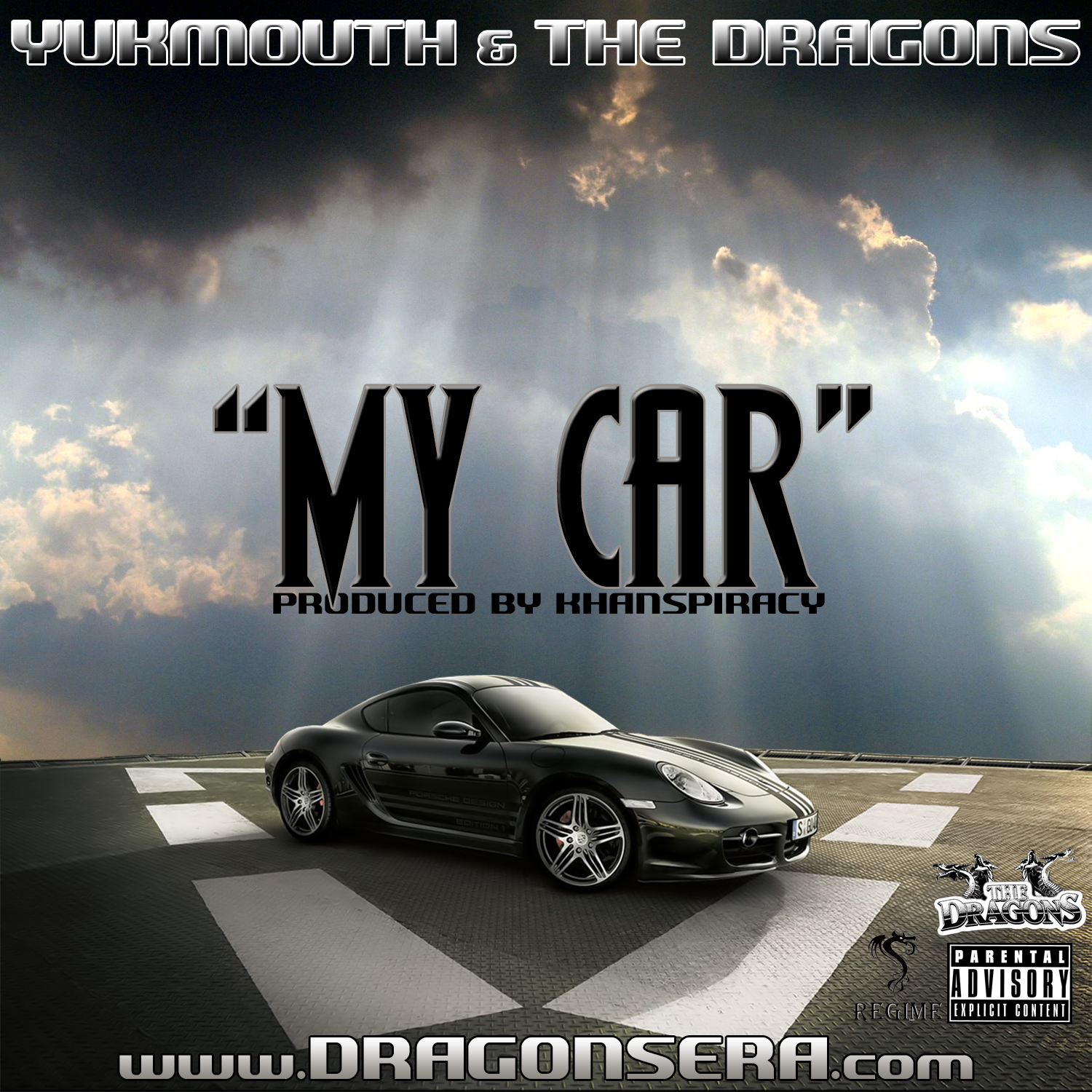 Yukmouth & The Dragons - My Car (Produced by Khanspiracy) [Thizzler.com]