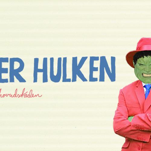 Teikneseriehovudstaden 55: Liker Hulken